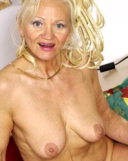 Granny sex buddy